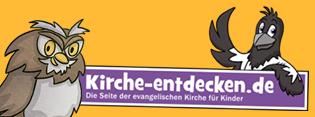 Link zur Kinderseite der ev. Kirche